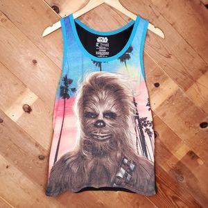 Star Wars Tropical Breeze Chewbacca Tank